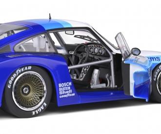 1:18 Porsche 935 MobyDick #79 blue