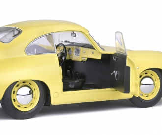 1:18 Porsche 356A gelb