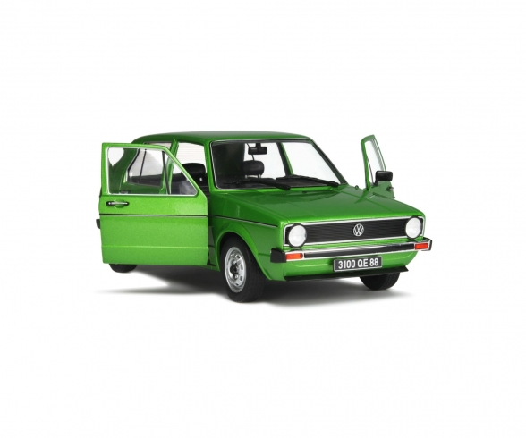 1:18 VW Golf 1 CL green