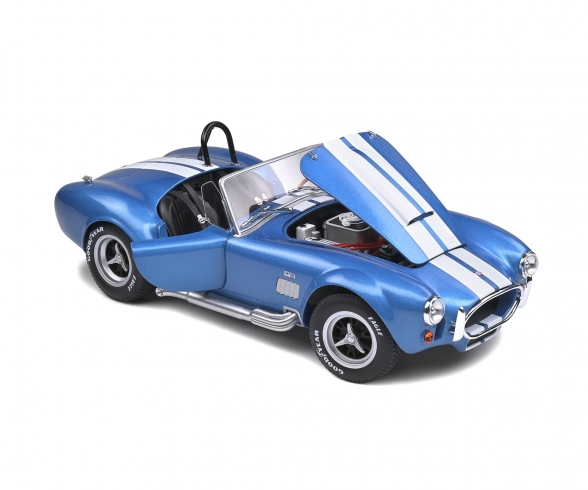 1:18 AC Cobra MKII 427, blue, 1965