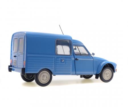 1:18 Citroën Acadiane, blau, 1984