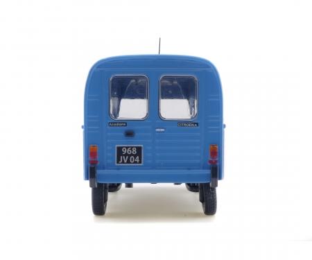 1:18 Citroën Acadiane, blue, 1984