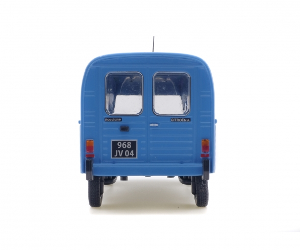 1:18 Citroën Acadiane, blue, 1984