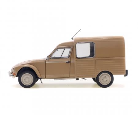 1:18 Citroën Acadiane, beige, 1984