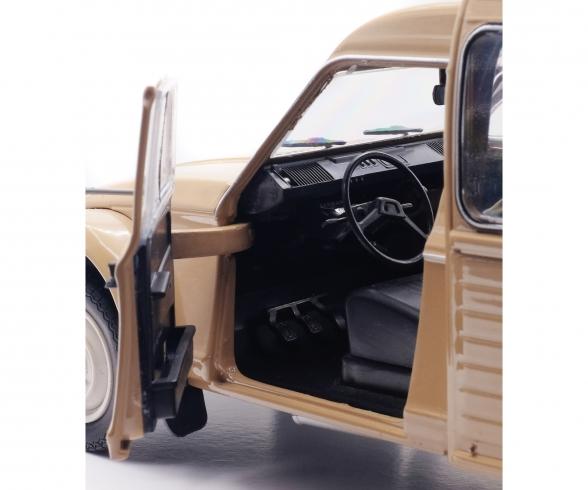1:18 Citroen Acadiane (1984) beige
