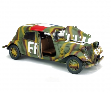 1:18 Citroën Traction 11CV FFI, 1944