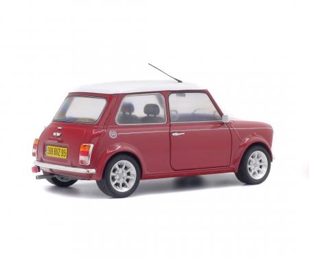 1:18 Mini Cooper Sport, red, 1997
