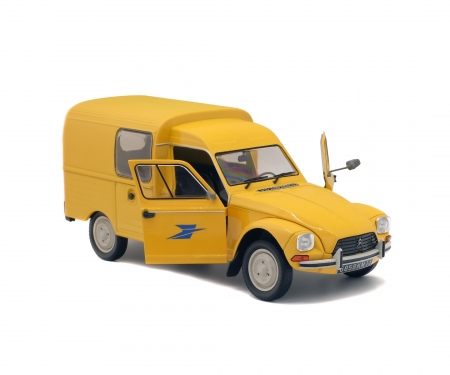 "1:18 Citroën Acadine ""La Poste"", 1984"