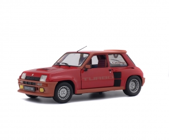 1:18 Renault R5 Turbo 1, red, 1982
