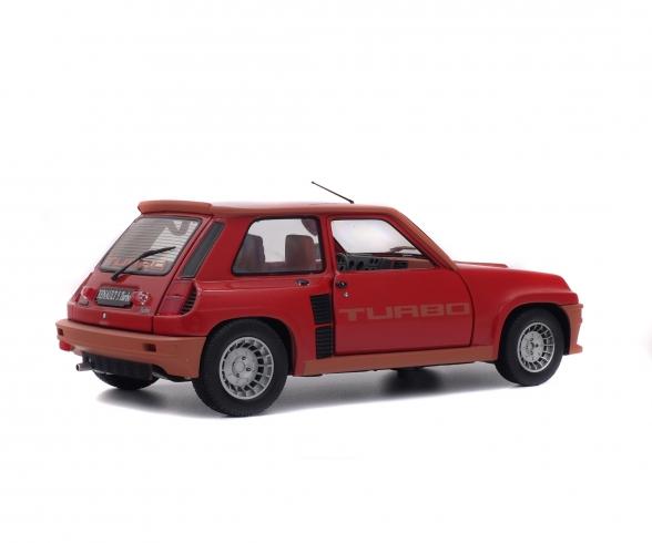 1:18 Renault R5 Turbo 1, rot, 1982