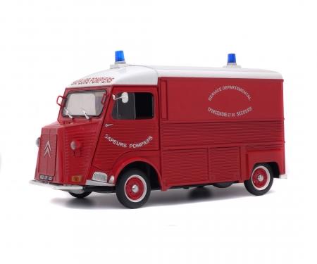 """1:18 Citroën HY """"Pompiers"""", 1969"""