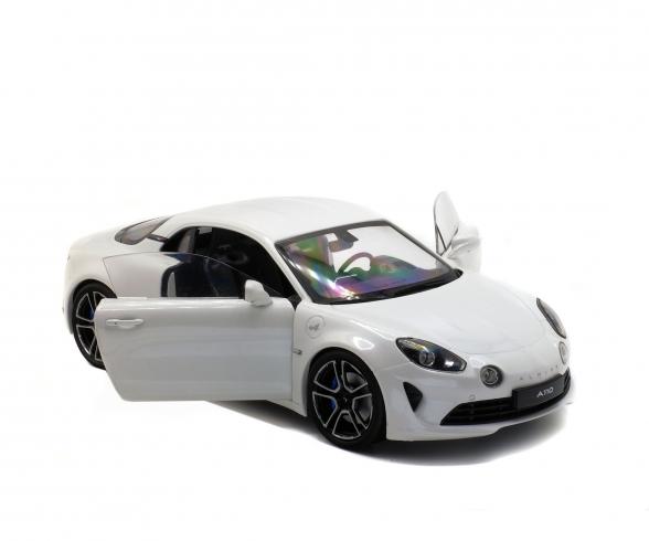 1:18 Alpine A110 Prime Edition, white, 2017