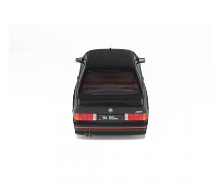 1:18 BMW M3 Sport Evo, schwarz, 1990