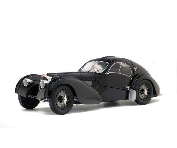 1:18 Bugatti Atlantic SC, schwarz