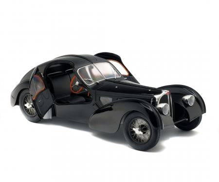 1:18 Bugatti Atlantic SC, black