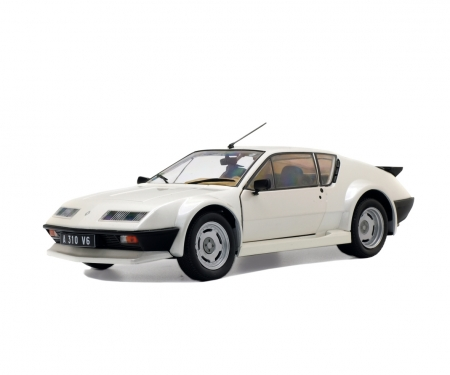1:18 Alpine A310 Pack GT, white