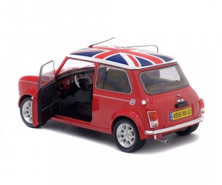 "1:18 Mini Cooper Sport ""Union Jack"", rot, 1997"