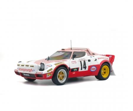 1:18 Lancia Stratos GR4 Rallye Monte-Carlo