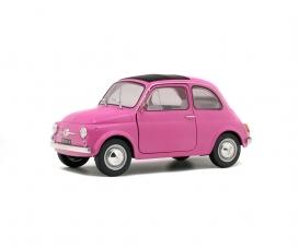 1:18 Fiat 500 F (1969) pink