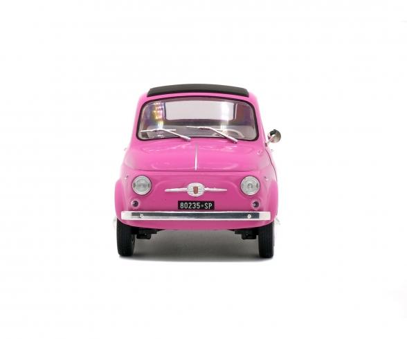 1:18 Fiat 500 L, pink, 1969