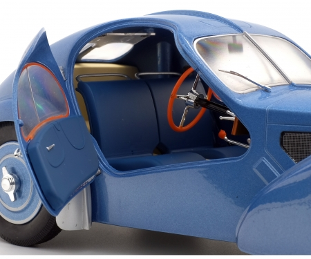 1:18 Bugatti Atlantic SC, blau