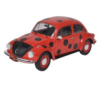 1:18 VW Käfer 1303 Marienkäfer
