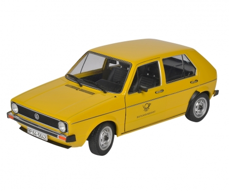 1:18 VW Golf  Deutsche Bundespost