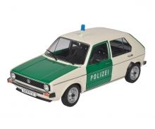 1:18 VW Golf  Polizei