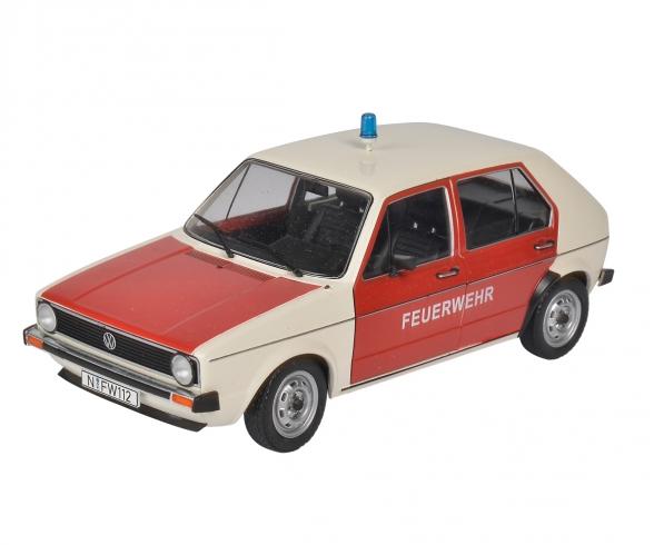 1:18 VW Golf  Fire Brigade