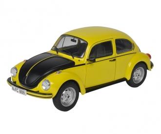 1:18 VW Beetle 1303 GSR yellow