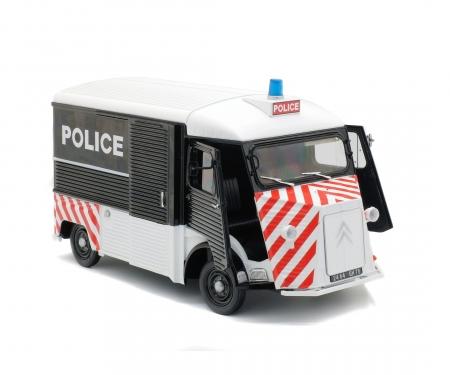 1:18 Citroën HY POLICE (1969)