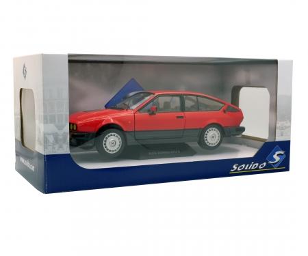 1:18 Alfa GTV6, rot, 1984