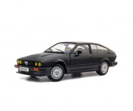 1:18 Alfa GTV6, black, 1984