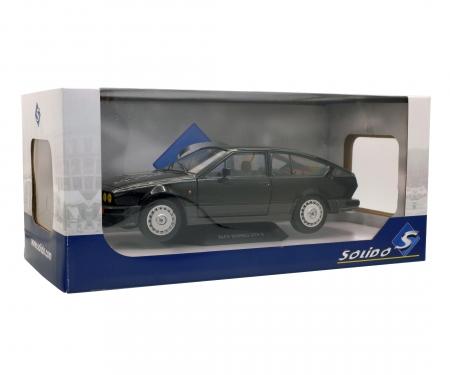 1:18 Alfa GTV6, schwarz, 1984