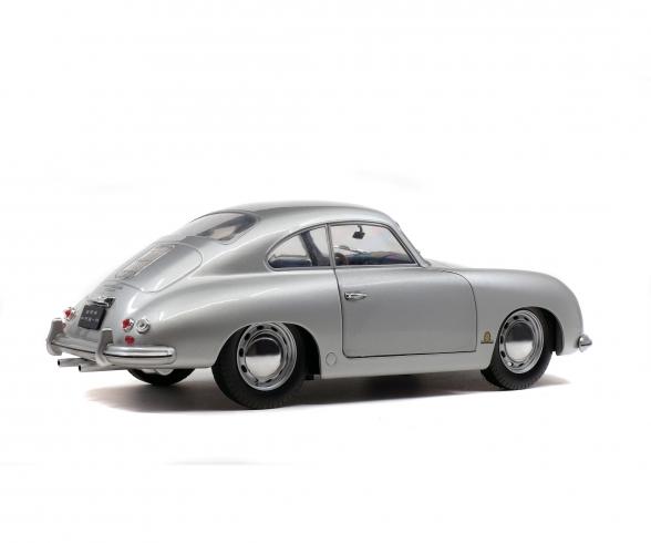 1:18 Porsche 356 pre-A, silber