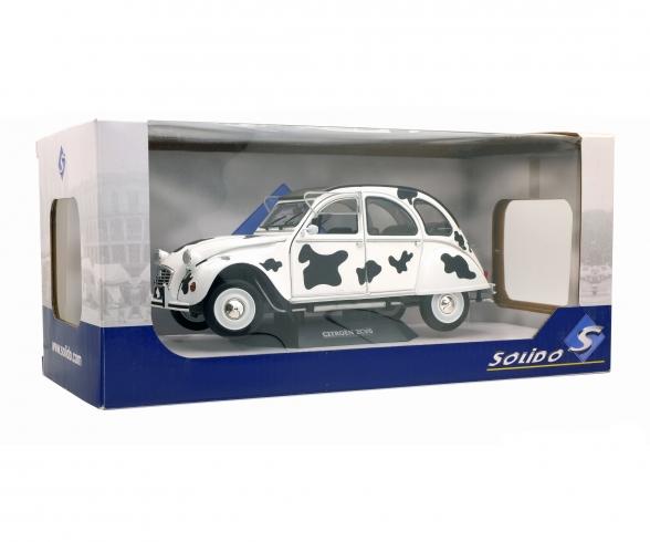 1:18 Citroen 2CV6 Vache, 1986