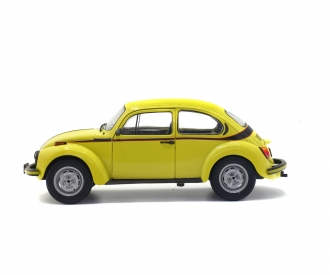1:18 VW Beetle Sport, yellow