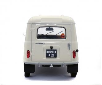 1:18 Renault 4LF4, weiß, 1975