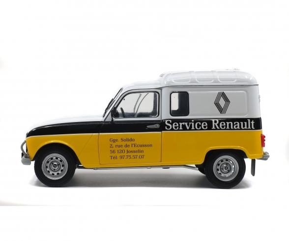1:18 Renault 4LF4, 1975