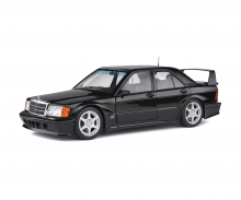 1:18 MB 190E Evo 2, black