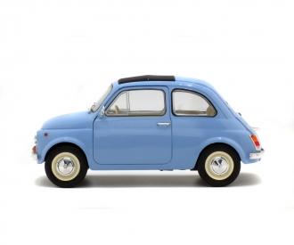 1:18 Steyr Puch 500, blue