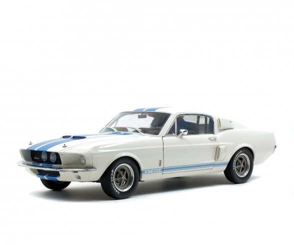 1:18 Shelby Mustang GT 500, white