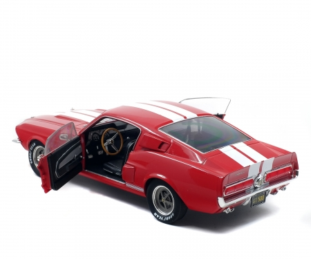 1:18 Shelby Mustang GT 500, red