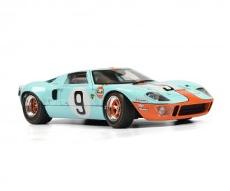 1:18 Ford GT40 MK1 #9, 1968
