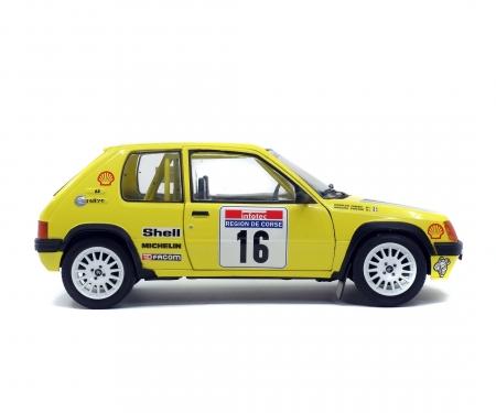 1:18 Peugeot 205 Rallye, 1990