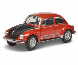 1:18 VW Beetle 1303 red