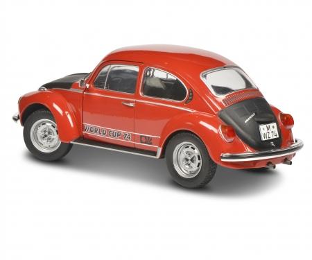 1:18 VW Beetle 1303 red