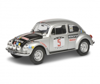 1:18 VW Beetle 1303 #5 silver