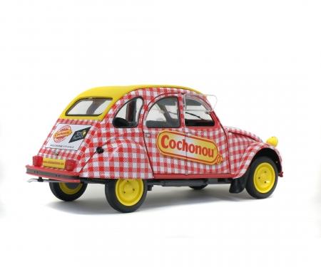 1:18 Citroën 2CV6 COCHONOU 2019