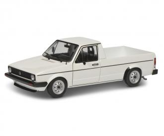 1:18 VW Caddy weiß